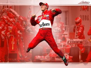 michael_schumacher_jumping_in_air_6945